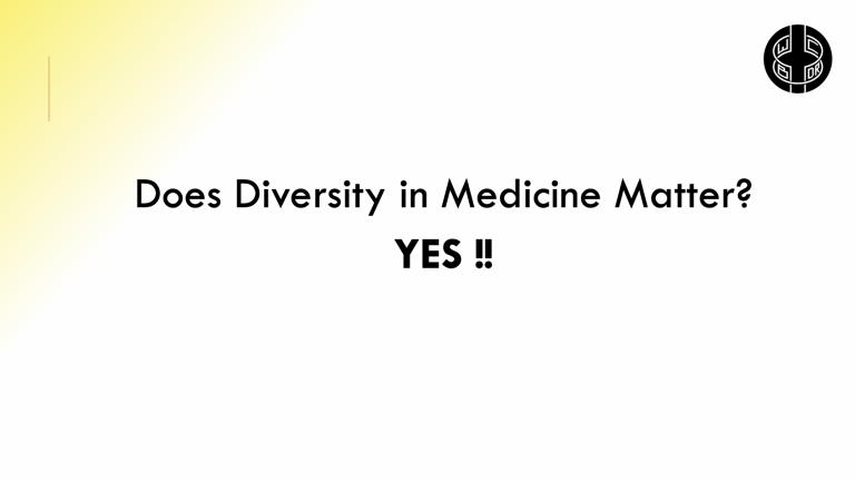 WCBDR Diversity Matter Yes Slide